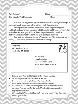 Get Noticed! - Professional Practices Handouts and Worksheets