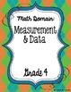 Get Organized!  4th Grade Common Core Math Binder & Tracke