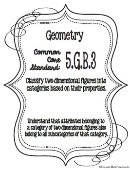 Get Organized!  5th Grade Common Core Math Binder & Tracker - Editable Pages!