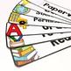 Get Organized! Paper Bin Labels