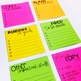 Get Organized!  Sticky Note Reminders