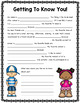Get Organized with Back to School Teacher & Student Forms