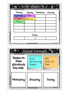 Sticky Note Planner - 25 Forms for Staying Organized All Year Long