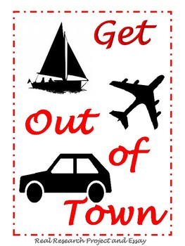 Get Out of Town: Real Research Project and Paper