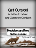 NO PREP! Predator and Prey Games