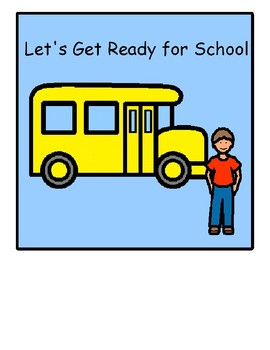 Get Ready For School Social Story