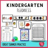 #TEACHERSREMEMBER Kindergarten Readiness Activities