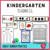 Get Ready, Get Set For Kindergarten Activities! Kindergart
