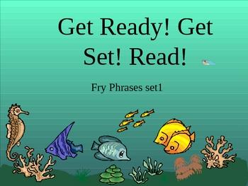 Get Ready! Get Set! Read! set 1