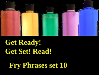 Get Ready! Get Set! Read! set 10