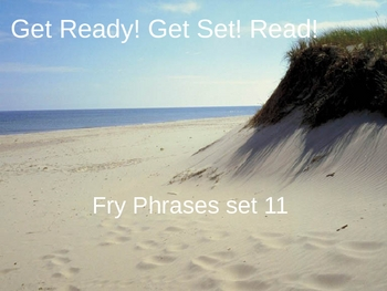Get Ready! Get Set! Read! set 11