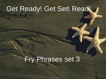 Get Ready! Get Set! Read! set 3