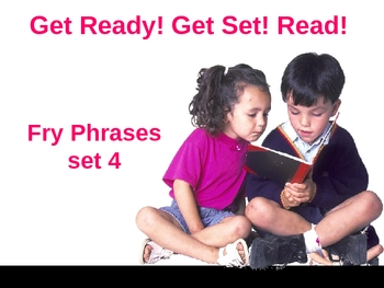 Get Ready! Get Set! Read! set 4