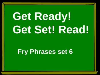 Get Ready! Get Set! Read! set 6