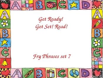Get Ready! Get Set! Read! set 7
