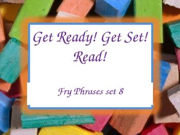 Get Ready! Get Set! Read! set 8