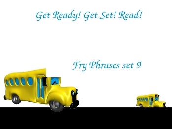Get Ready! Get Set! Read! set 9