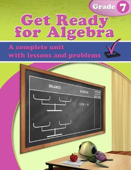 Get Ready for Algebra Grade 7