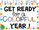 Get Ready for Colorful Year !