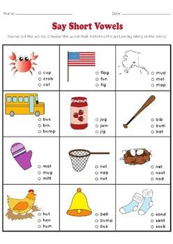kindergarten math and literacy worksheets