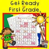 Get Ready for First Grade-Summer Skills Packet