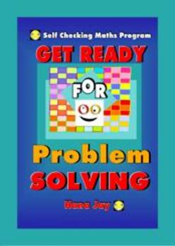 Get Ready for Problem Solving