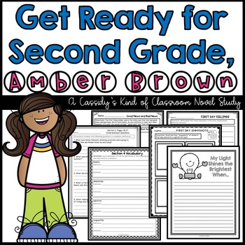 Get Ready for Second Grade, Amber Brown Book Unit
