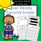 Get Ready for Second Grade-Summer Skills or Review