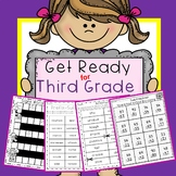 Get Ready for Third Grade-Summer Skills and Review