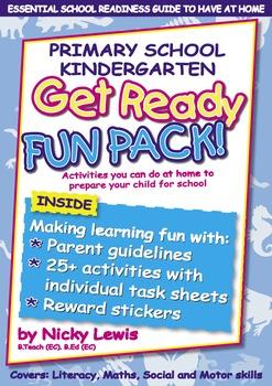 Get Ready for school activities