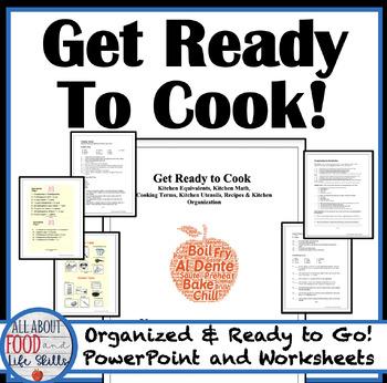 Get Ready to Cook- Kitchen Math!