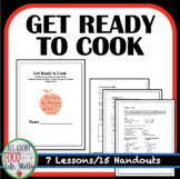 Get Ready to Cook- Kitchen Math & Life Skills (FACS)