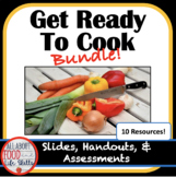 Bundle!  Kitchen and Food Safety, Measuring, Tools, Equivalents & More!