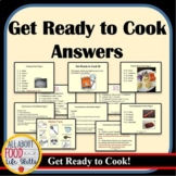 Get Ready to Cook Test Answers