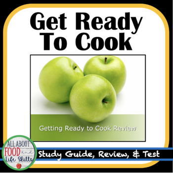 Get Ready to Cook Test!  FACS, FCS