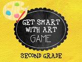 Get Smart with Art Game- 2nd Grade