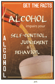 Get The Facts: Alcohol - Poster