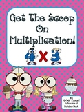 Get The Scoop On Multiplication - 10 Math Centers