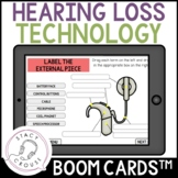 Get To Know Hearing Technology Boom Cards™ Cochlear Implan