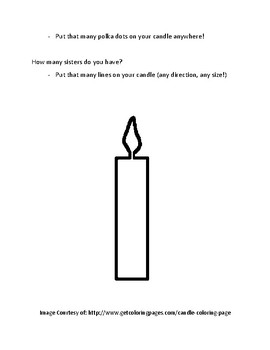 Get-To-Know-You Candle Glyph