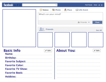 Get To Know You Facebook Page - Back To School