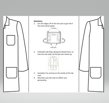 Get To Know You Lab Coat