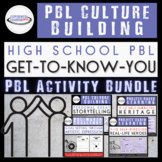 Get-To-Know-You Project-Based Learning Bundle