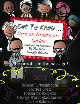 Get To Know...African Americans Series {SET 1}