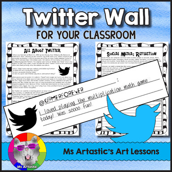 Twitter Wall: Get Tweeting in your Classroom
