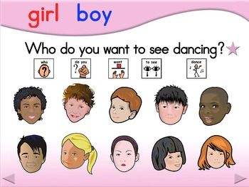 Get Up and Dance - Animated Step-by-Step Song - PCS