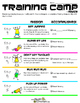 Get Up and Get Going - Exercise Activity Bundle (2-3)