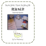 Get Up and Go Activities and Printables for Harcourt Reading