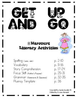 Get Up and Go (Harcourt)