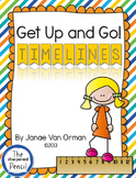 Get Up and Go!  Timelines